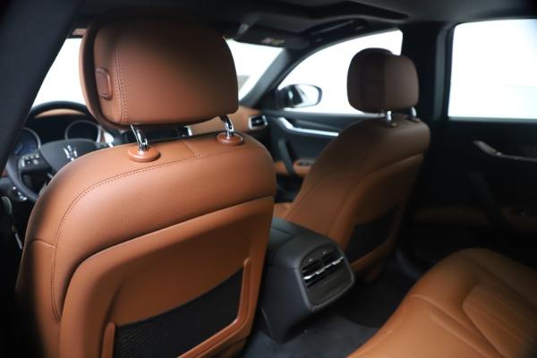 New 2020 Maserati Ghibli S Q4 for sale $85,535 at Pagani of Greenwich in Greenwich CT 06830 20
