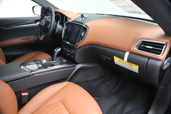 New 2020 Maserati Ghibli S Q4 for sale $85,535 at Pagani of Greenwich in Greenwich CT 06830 22