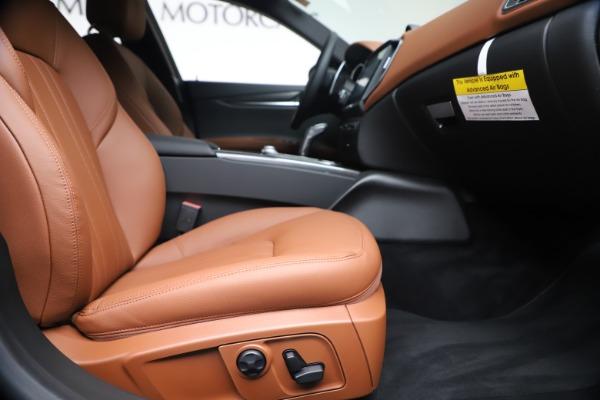New 2020 Maserati Ghibli S Q4 for sale $85,535 at Pagani of Greenwich in Greenwich CT 06830 23