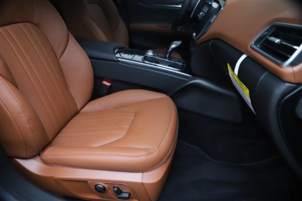 New 2020 Maserati Ghibli S Q4 for sale $85,535 at Pagani of Greenwich in Greenwich CT 06830 24