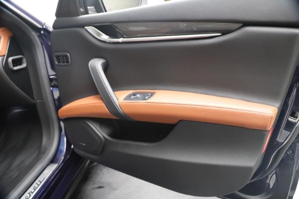 New 2020 Maserati Ghibli S Q4 for sale $85,535 at Pagani of Greenwich in Greenwich CT 06830 25