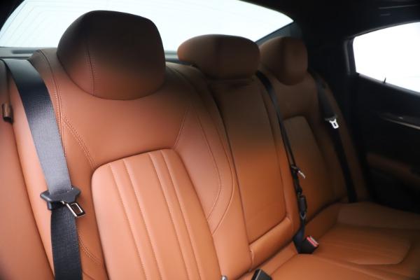New 2020 Maserati Ghibli S Q4 for sale $85,535 at Pagani of Greenwich in Greenwich CT 06830 26