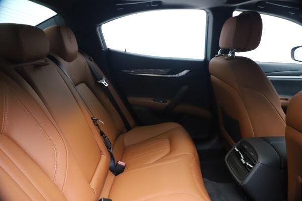 New 2020 Maserati Ghibli S Q4 for sale $85,535 at Pagani of Greenwich in Greenwich CT 06830 27