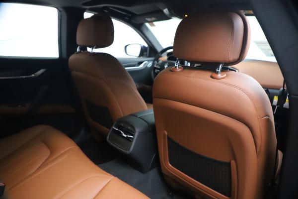 New 2020 Maserati Ghibli S Q4 for sale $85,535 at Pagani of Greenwich in Greenwich CT 06830 28