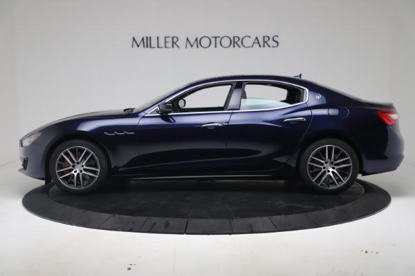 New 2020 Maserati Ghibli S Q4 for sale $85,535 at Pagani of Greenwich in Greenwich CT 06830 3