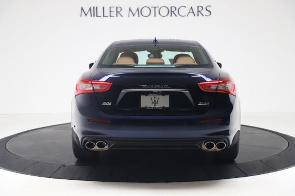 New 2020 Maserati Ghibli S Q4 for sale $85,535 at Pagani of Greenwich in Greenwich CT 06830 6