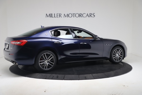 New 2020 Maserati Ghibli S Q4 for sale $85,535 at Pagani of Greenwich in Greenwich CT 06830 8