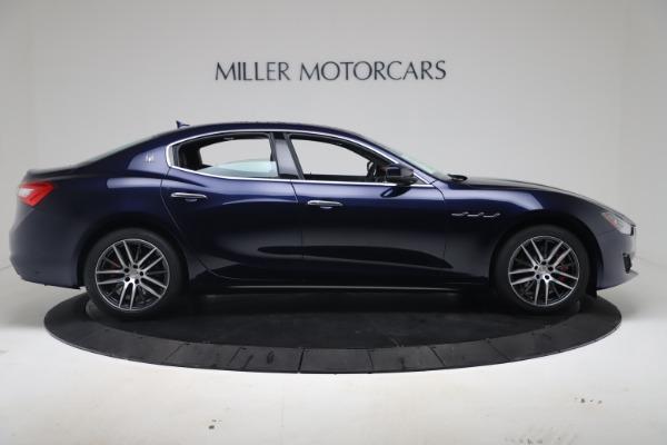 New 2020 Maserati Ghibli S Q4 for sale $85,535 at Pagani of Greenwich in Greenwich CT 06830 9