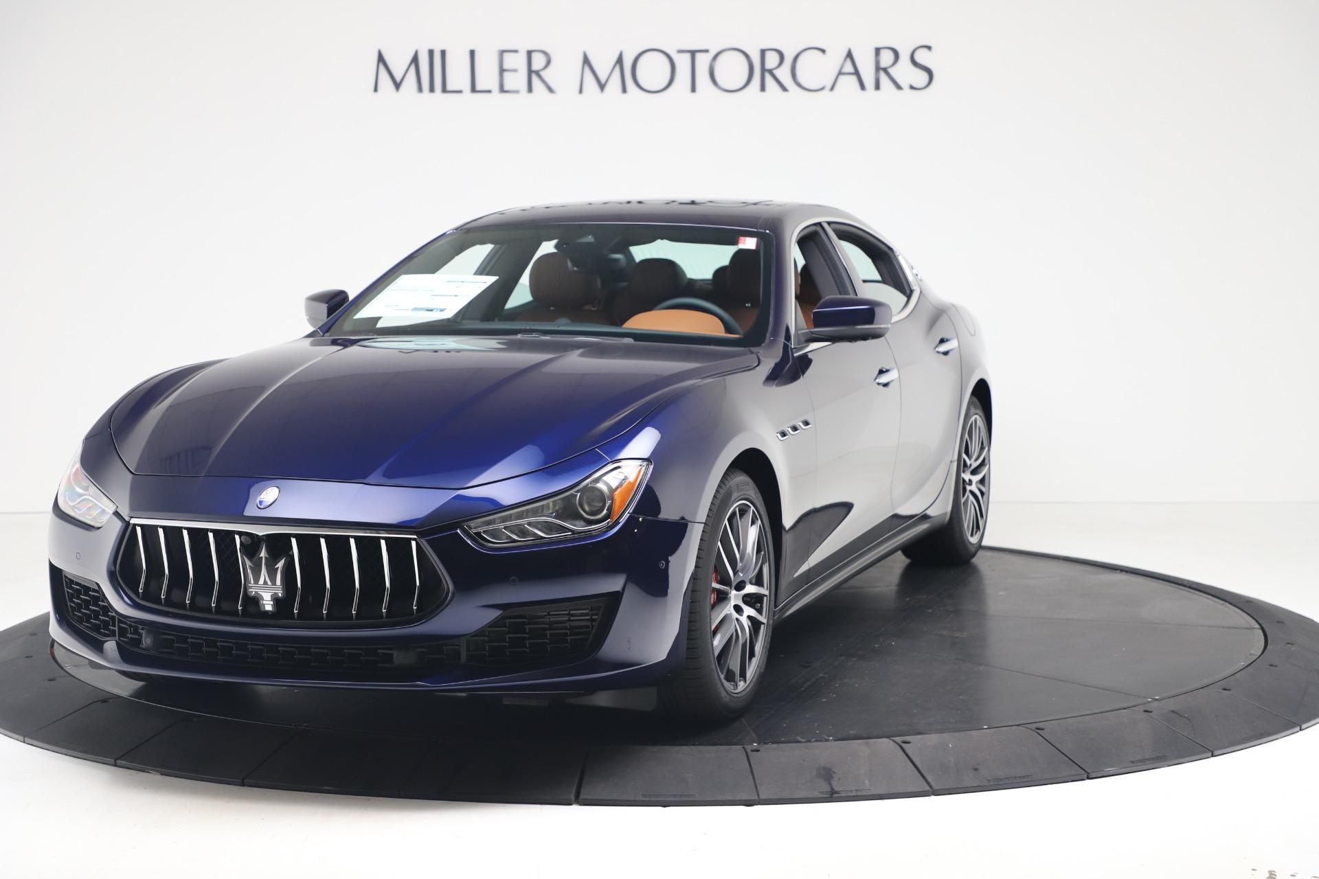 New 2020 Maserati Ghibli S Q4 for sale $85,535 at Pagani of Greenwich in Greenwich CT 06830 1
