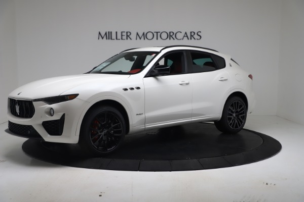 New 2020 Maserati Levante S Q4 GranSport for sale $104,485 at Pagani of Greenwich in Greenwich CT 06830 2