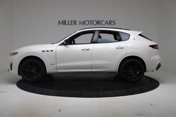 New 2020 Maserati Levante S Q4 GranSport for sale $104,485 at Pagani of Greenwich in Greenwich CT 06830 3