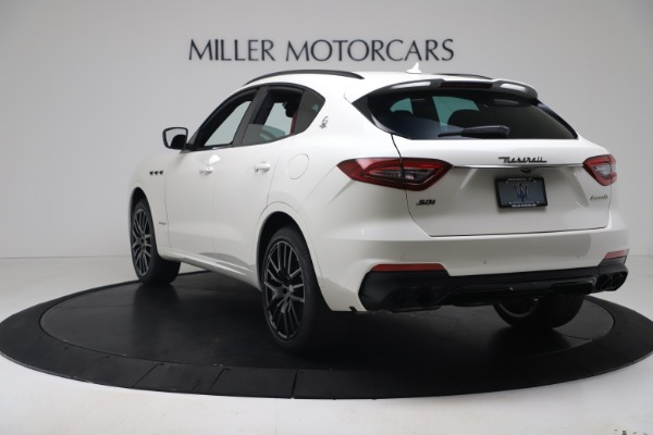 New 2020 Maserati Levante S Q4 GranSport for sale $104,485 at Pagani of Greenwich in Greenwich CT 06830 5
