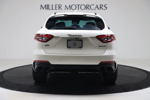 New 2020 Maserati Levante S Q4 GranSport for sale $104,485 at Pagani of Greenwich in Greenwich CT 06830 6