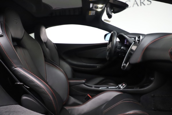 Used 2017 McLaren 570GT for sale Call for price at Pagani of Greenwich in Greenwich CT 06830 13