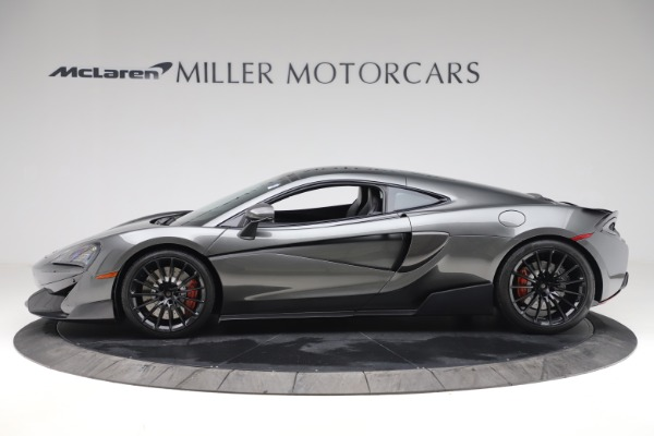 Used 2017 McLaren 570GT for sale Call for price at Pagani of Greenwich in Greenwich CT 06830 2