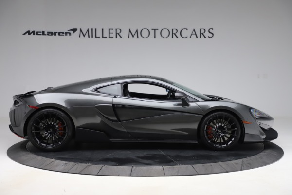 Used 2017 McLaren 570GT for sale Call for price at Pagani of Greenwich in Greenwich CT 06830 3