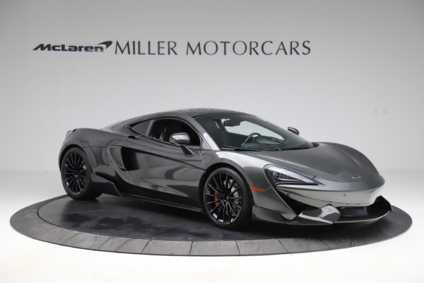 Used 2017 McLaren 570GT for sale Call for price at Pagani of Greenwich in Greenwich CT 06830 4