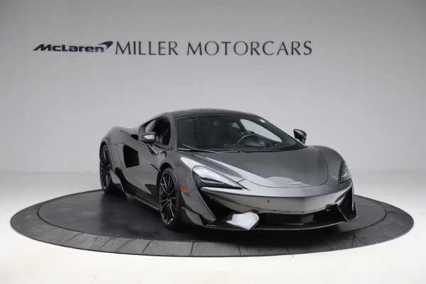 Used 2017 McLaren 570GT for sale Call for price at Pagani of Greenwich in Greenwich CT 06830 5