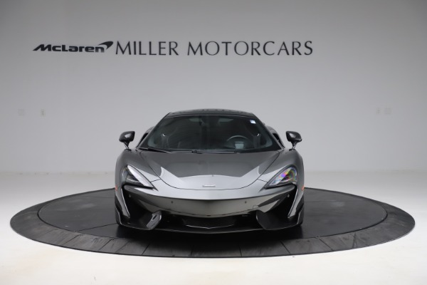 Used 2017 McLaren 570GT for sale Call for price at Pagani of Greenwich in Greenwich CT 06830 6