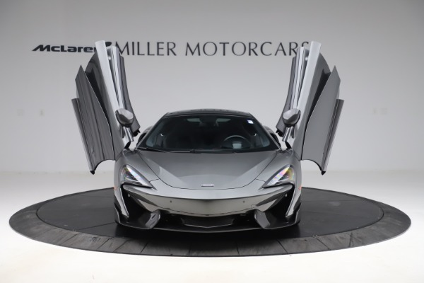 Used 2017 McLaren 570GT for sale Call for price at Pagani of Greenwich in Greenwich CT 06830 7