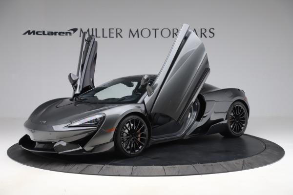 Used 2017 McLaren 570GT for sale Call for price at Pagani of Greenwich in Greenwich CT 06830 8