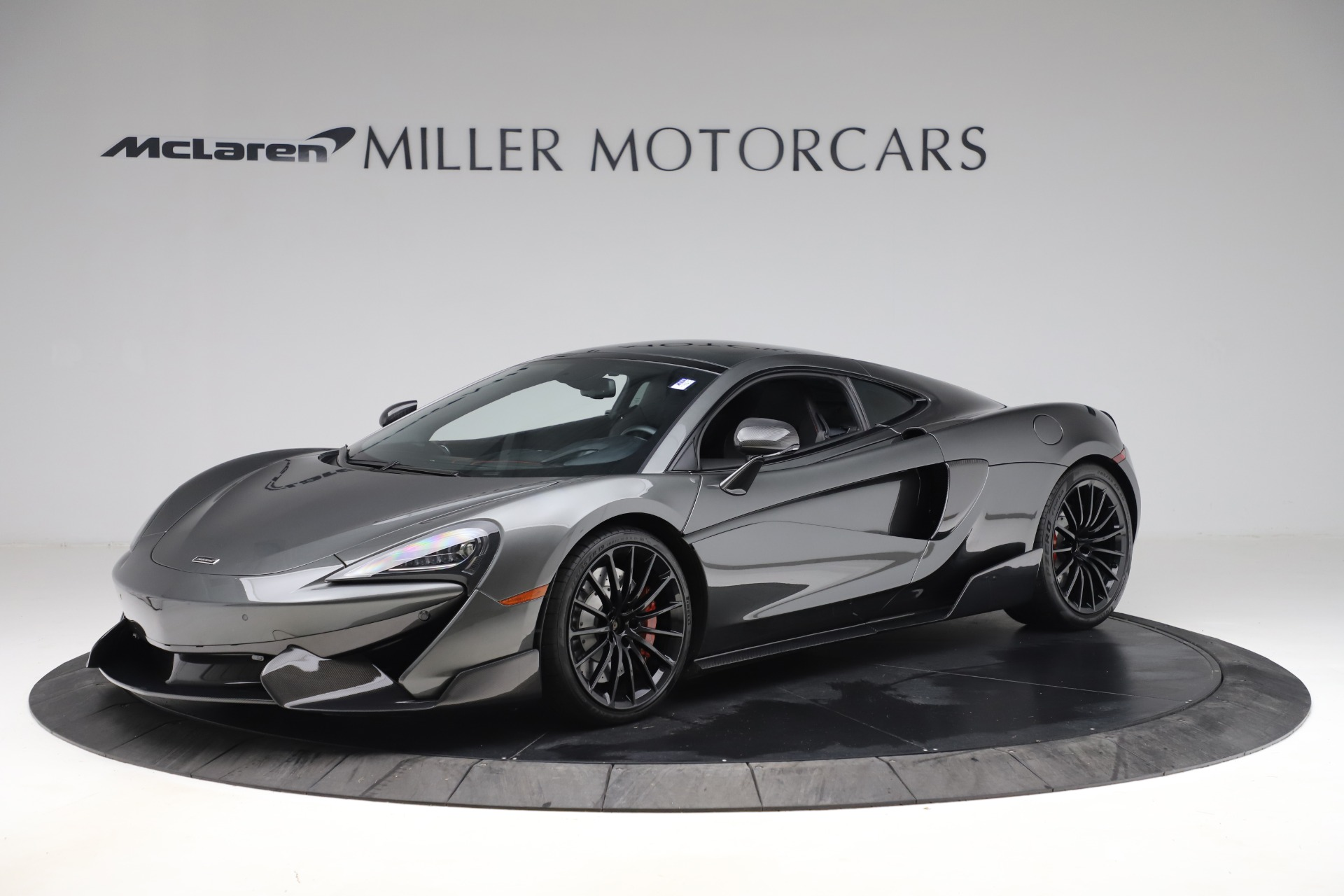 Used 2017 McLaren 570GT for sale Call for price at Pagani of Greenwich in Greenwich CT 06830 1