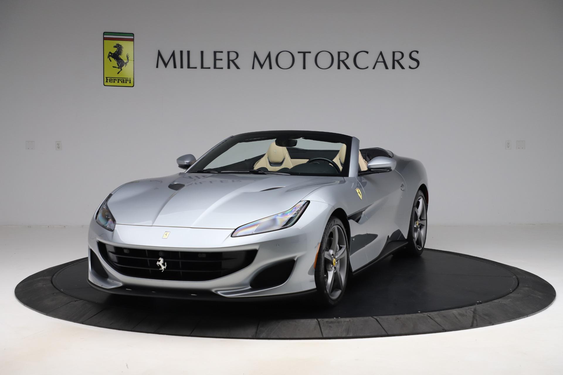 Used 2019 Ferrari Portofino for sale $231,900 at Pagani of Greenwich in Greenwich CT 06830 1
