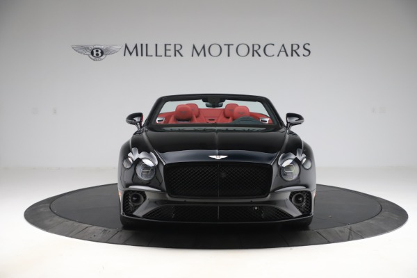 New 2020 Bentley Continental GTC V8 for sale Call for price at Pagani of Greenwich in Greenwich CT 06830 12