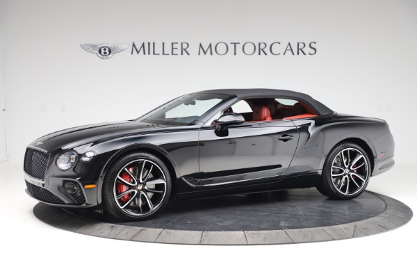 Used 2020 Bentley Continental GTC V8 for sale $269,900 at Pagani of Greenwich in Greenwich CT 06830 13