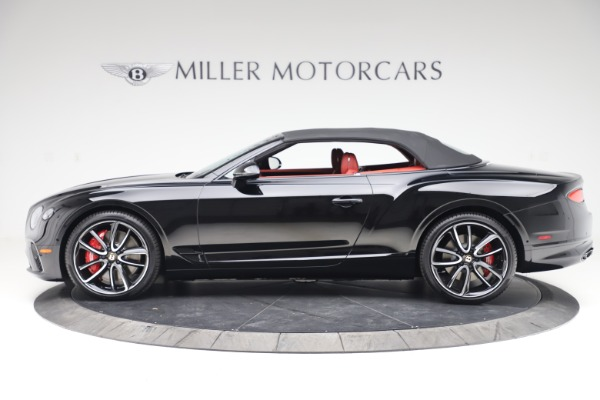 Used 2020 Bentley Continental GTC V8 for sale $269,900 at Pagani of Greenwich in Greenwich CT 06830 14