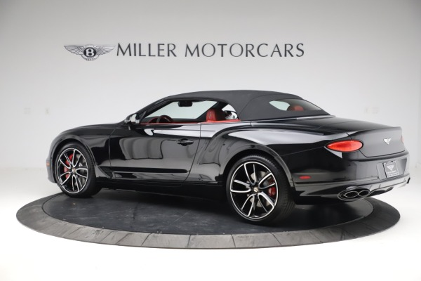 Used 2020 Bentley Continental GTC V8 for sale $269,900 at Pagani of Greenwich in Greenwich CT 06830 15
