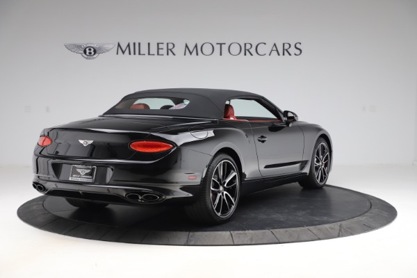 Used 2020 Bentley Continental GTC V8 for sale $269,900 at Pagani of Greenwich in Greenwich CT 06830 16
