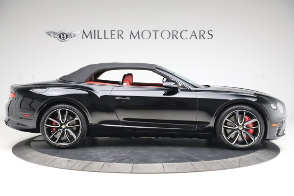 Used 2020 Bentley Continental GTC V8 for sale $269,900 at Pagani of Greenwich in Greenwich CT 06830 17