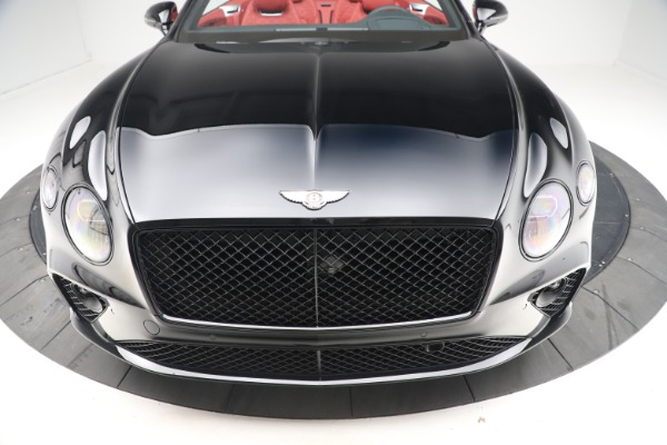 New 2020 Bentley Continental GTC V8 for sale Call for price at Pagani of Greenwich in Greenwich CT 06830 19
