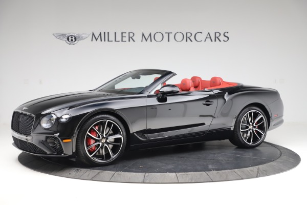 Used 2020 Bentley Continental GTC V8 for sale $269,900 at Pagani of Greenwich in Greenwich CT 06830 2