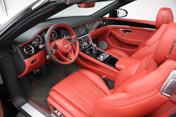 New 2020 Bentley Continental GTC V8 for sale Call for price at Pagani of Greenwich in Greenwich CT 06830 22
