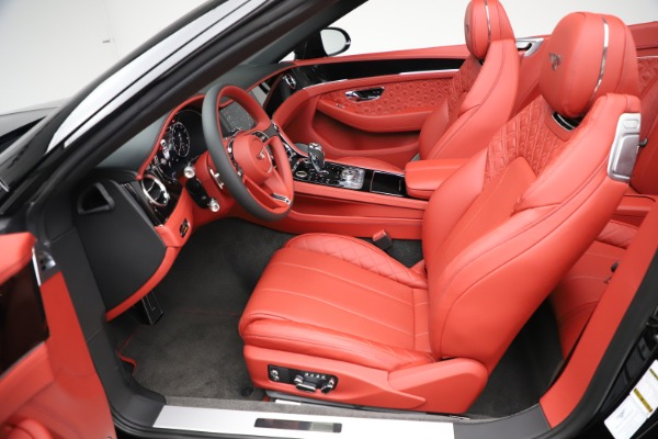 New 2020 Bentley Continental GTC V8 for sale Call for price at Pagani of Greenwich in Greenwich CT 06830 23