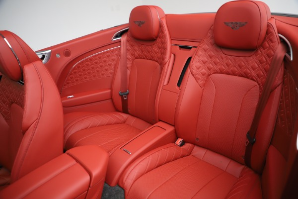 New 2020 Bentley Continental GTC V8 for sale Call for price at Pagani of Greenwich in Greenwich CT 06830 26