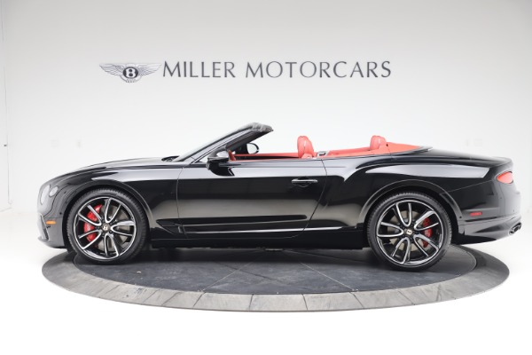 Used 2020 Bentley Continental GTC V8 for sale $269,900 at Pagani of Greenwich in Greenwich CT 06830 3