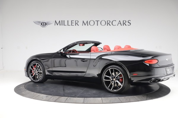 Used 2020 Bentley Continental GTC V8 for sale $269,900 at Pagani of Greenwich in Greenwich CT 06830 4