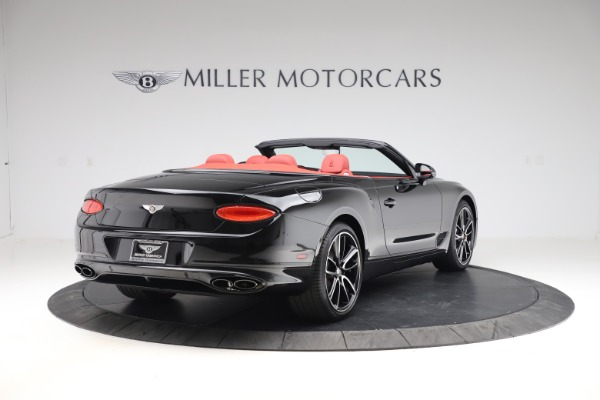 Used 2020 Bentley Continental GTC V8 for sale $269,900 at Pagani of Greenwich in Greenwich CT 06830 7
