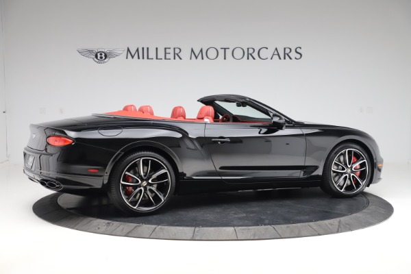 Used 2020 Bentley Continental GTC V8 for sale $269,900 at Pagani of Greenwich in Greenwich CT 06830 8
