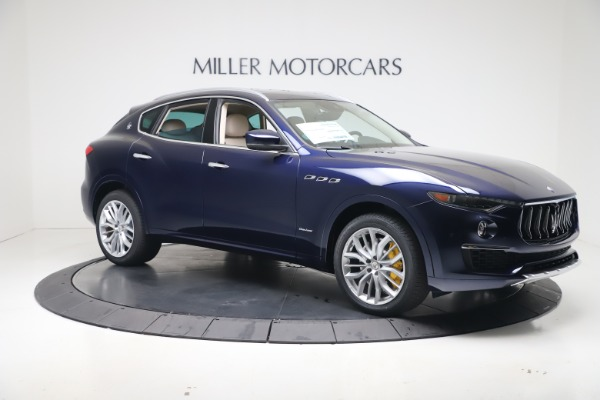 New 2020 Maserati Levante S Q4 GranLusso for sale Sold at Pagani of Greenwich in Greenwich CT 06830 10