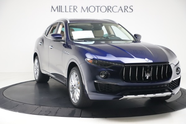 New 2020 Maserati Levante S Q4 GranLusso for sale Sold at Pagani of Greenwich in Greenwich CT 06830 11