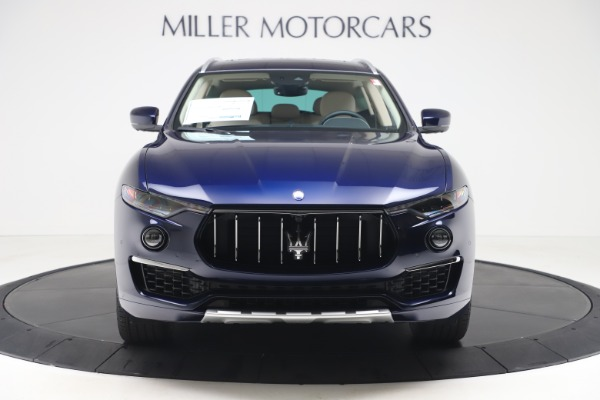 New 2020 Maserati Levante S Q4 GranLusso for sale Sold at Pagani of Greenwich in Greenwich CT 06830 12