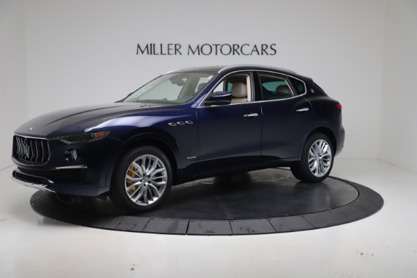 New 2020 Maserati Levante S Q4 GranLusso for sale Sold at Pagani of Greenwich in Greenwich CT 06830 2