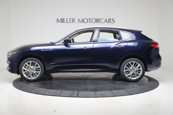New 2020 Maserati Levante S Q4 GranLusso for sale Sold at Pagani of Greenwich in Greenwich CT 06830 3