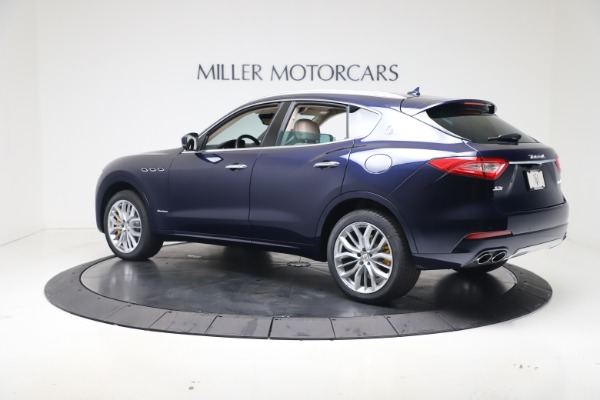New 2020 Maserati Levante S Q4 GranLusso for sale Sold at Pagani of Greenwich in Greenwich CT 06830 4