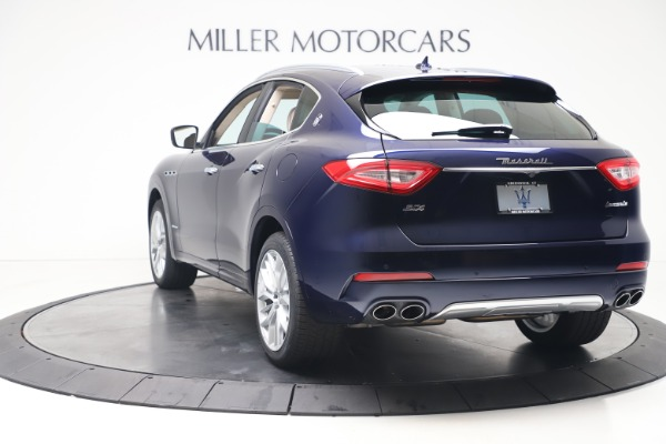 New 2020 Maserati Levante S Q4 GranLusso for sale Sold at Pagani of Greenwich in Greenwich CT 06830 5