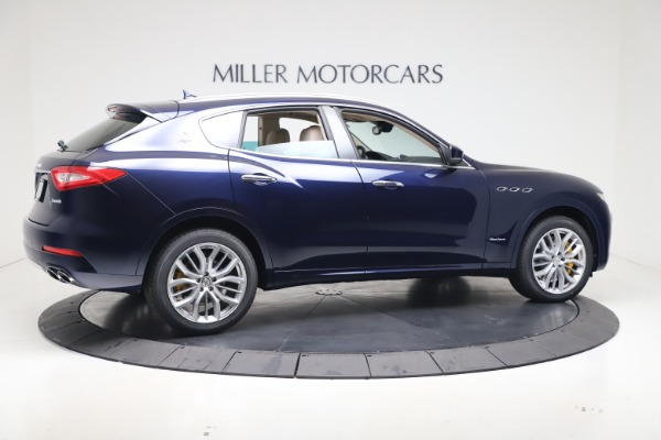 New 2020 Maserati Levante S Q4 GranLusso for sale Sold at Pagani of Greenwich in Greenwich CT 06830 8